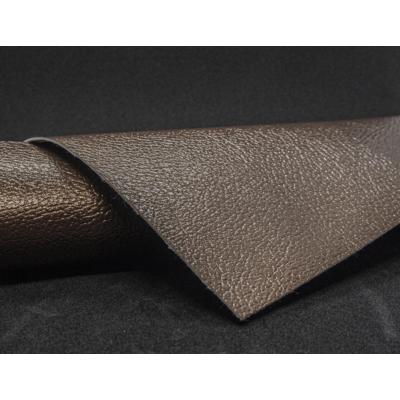 Master Plus magas kopás és UV álló jármű és bútoripari műbőr, bel- és kültéri használatra - Barna (Metalic)