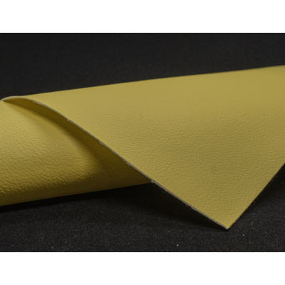 Master Plus magas kopás és UV álló jármű és bútoripari műbőr, bel- és kültéri használatra - sárga