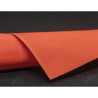 Master Plus magas kopás és UV álló jármű és bútoripari műbőr, bel- és kültéri használatra - neonnarancssárga